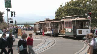 HD San Francisco Cable Car 3