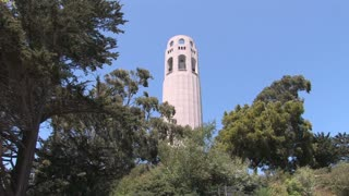 HD San Francisco Coit Tower 2