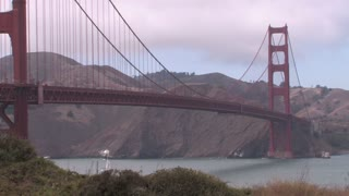HD San Francisco Golden Gate Bridge 3