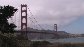HD San Francisco Golden Gate Bridge
