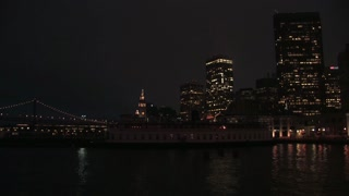HD San Francisco San Francisco Bay Night Skyline 4