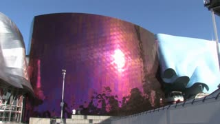HD Seattle Experience Music Project