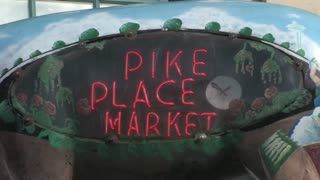 HD Seattle Pikes Place Market 2