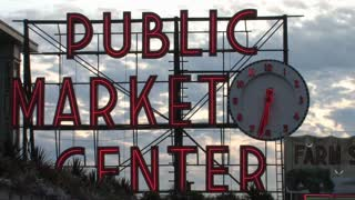 HD Seattle Public Market Center