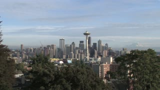 HD Seattle Seattle Skyline 2