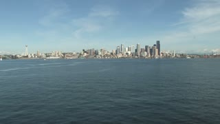 HD Seattle Seattle Skyline 4