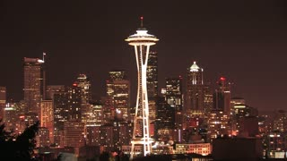 HD Seattle Seattle Skyline 8