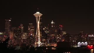 HD Seattle Seattle Skyline 9