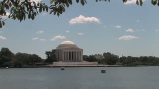 HD Washington DC Jefferson Memorial