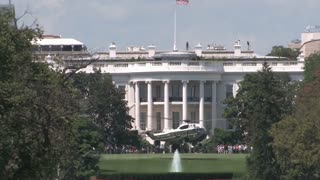 HD Washington DC White House Helicopter