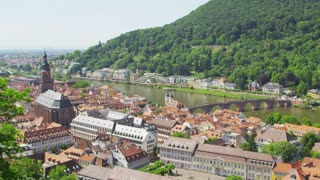 Heidelberg Along River