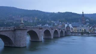 Heidelberg, Baden-Wurttemberg, Germany, T/L