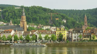 Heidelberg Germany Riverfront