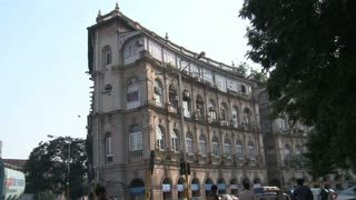 Heritage Stucture in South Mumbai