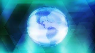 Hex Globe