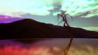 Hierve el Agua Mountain Timelapse