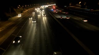 Highway LA Overpass
