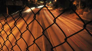 Highway Through Fence TL