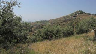 Hills Above Nerja 2