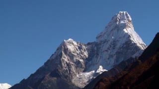 Himalayan Mountain Ama Dablam