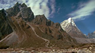 Himalayan Mountains in Nepal 4