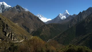 Himalayan Valleys and Peaks of Ama Dablam and Lhotse 2