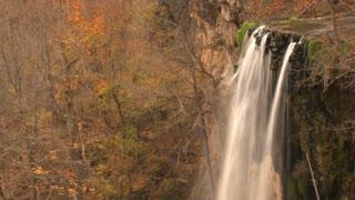 Homestead Cliff Waterfall