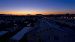 Hospital Sunrise
