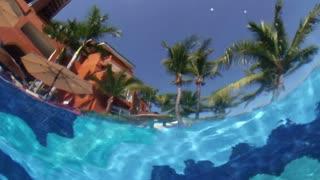 Hotel From Underwater