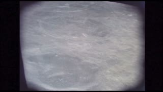 Huge Craters on the Surface of the Moon