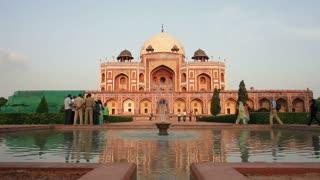 Humayun Tomb, Delhi, India, Asia