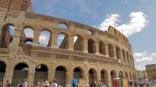 Hyperlapse Coliseum - Rome