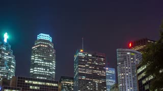 Hyperlapse Timelapse of Toronto
