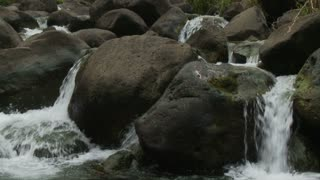 Iao Valley Slowmo Rapids 3