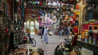 In the Souk, Marrakech, Morocco, North Africa, Africa