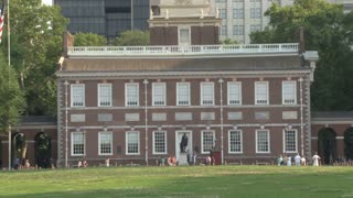 Independence Hall Slow Tilt