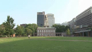 Independence Hall Zoom In