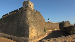 India High Castle Outer Wall