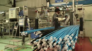 Inside Factory in India