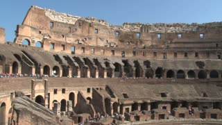 Inside the Colosseum 3