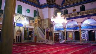 Interior Of An Islamic Mosque