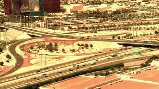 Intricate Vegas Highway Timelapse