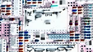 Inverse Circuit Board Pan