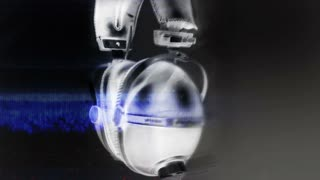 Inverse Glitch Headphones