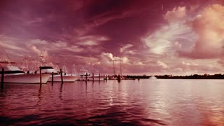 Isla Mujeres Boats Timelapse