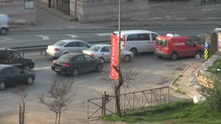 Istanbul Traffic Jam