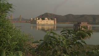 Jal Mahal Palace in India