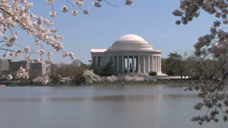 Jefferson Memorial and Tidal Basin 2