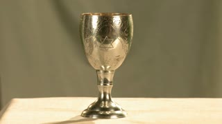 Jewish traditional wine cup