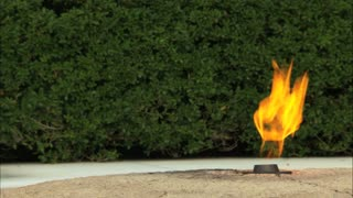 JFK Arlington Eternal Flame CU